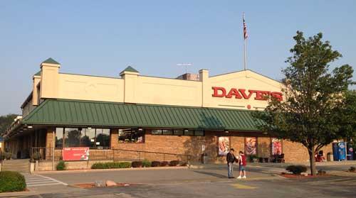 Dave's Supermarket Fairbury Illinois
